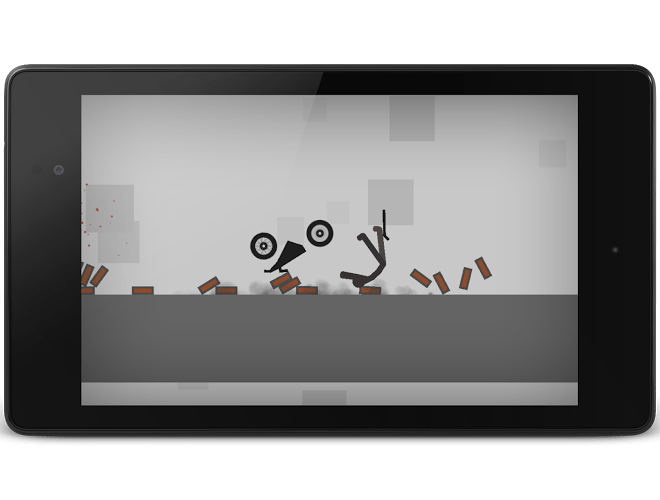 Играй Stickman Dismounting На ПК 17
