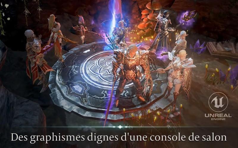 Jouez à  Lineage 2 Revolution sur PC 11