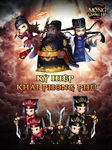 Chơi Mộng Giang Hồ on PC 4