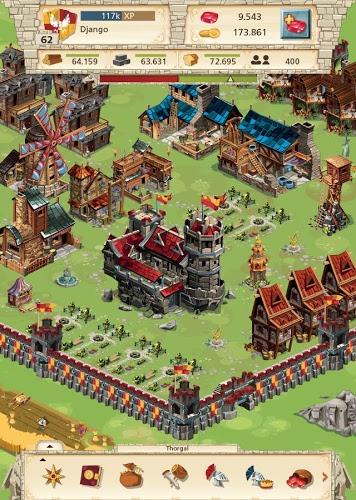 Играй Empire Four Kingdoms На ПК 8