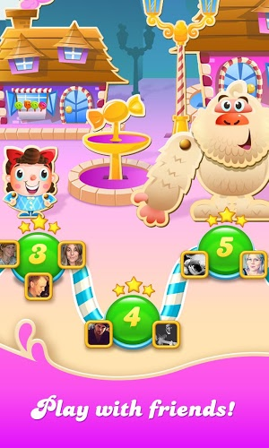Chơi Candy Crush Soda Saga on PC 6