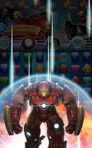 Play Marvel Puzzle Quest on PC 7