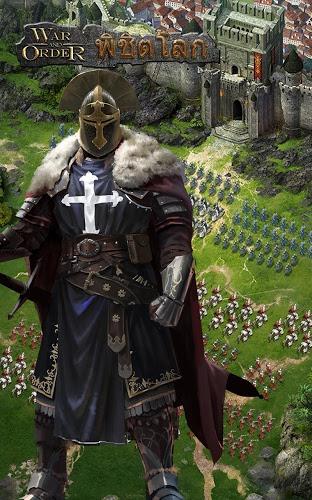 เล่น War and Order on PC 14