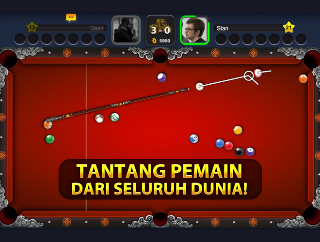 Main 8 Ball Pool on PC 3