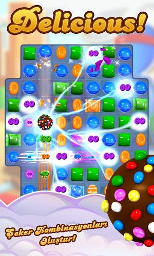 Candy Crush İndirin ve PC'de Oynayın 3