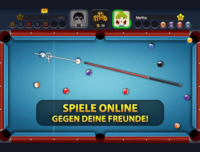 Spiele 8 Ball Pool auf PC 2