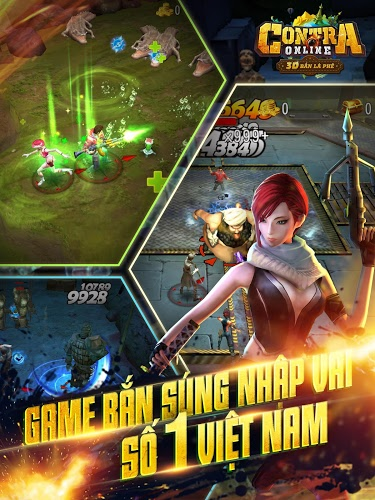 Chơi Contra Online on PC 10