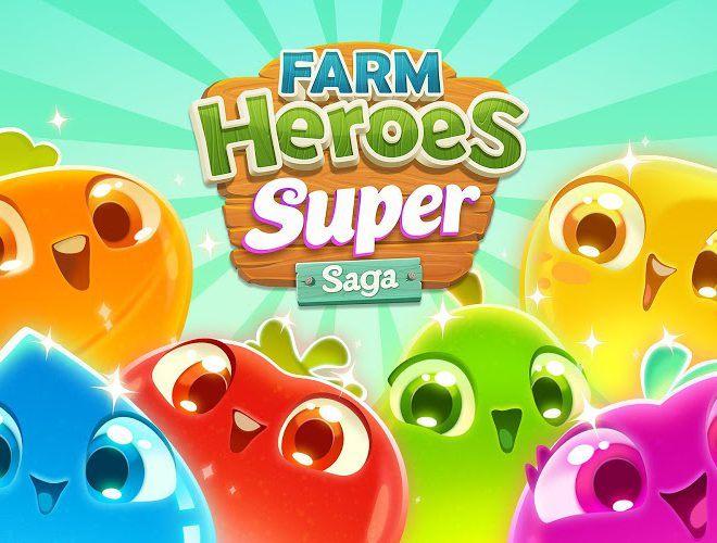 Play Farm Heroes Super Saga on pc 18