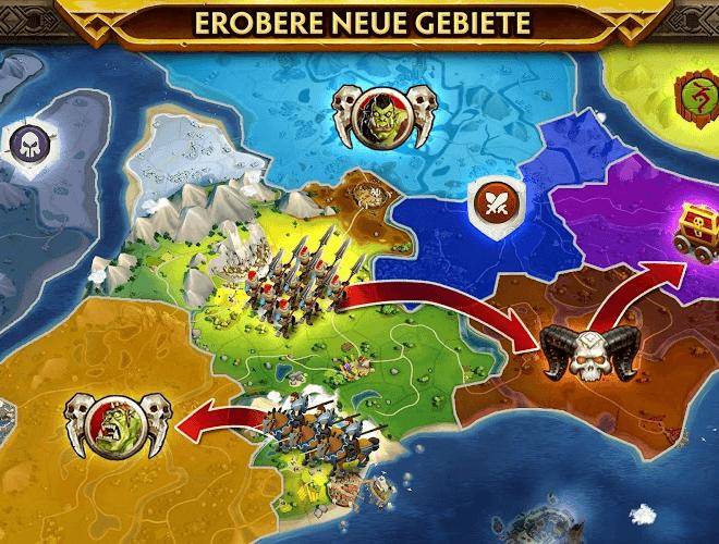 Spiele Warlords of Aternum auf PC 11