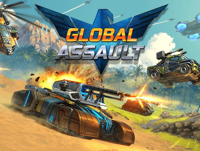 Играй Global Assault На ПК 2