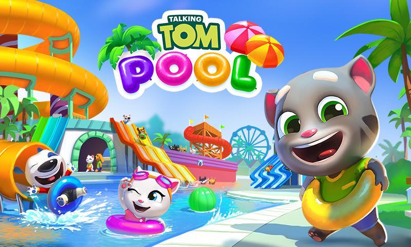 Играй Бассейн Говорящего Тома На ПК 8