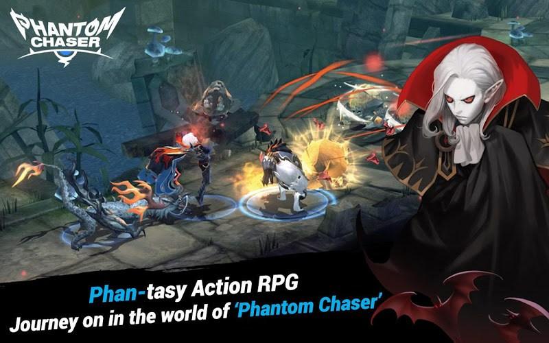 Play Phantom Chaser on PC 14