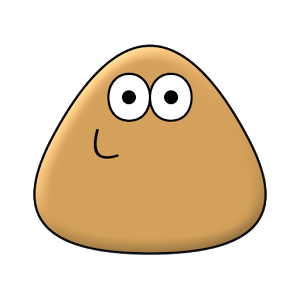 Speel Pou on PC 1