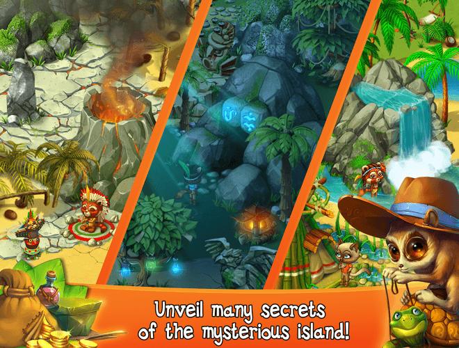 เล่น Island Village on PC 4