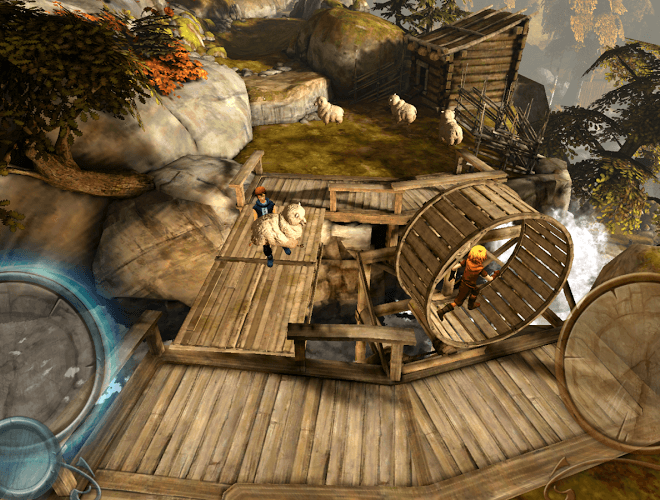 Play Brothers: A Tale of Two Sons on PC 2