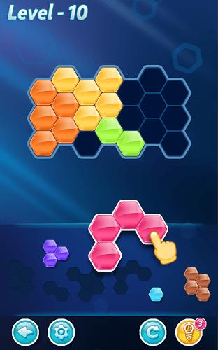 Play Block! Hexa Puzzle on PC 2
