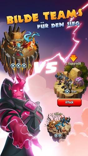 Spielen Monster Legends on PC 2