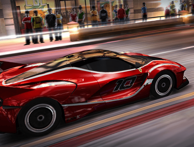 เล่น CSR Racing on PC 5