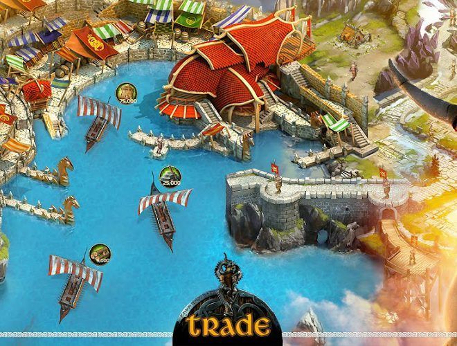 Play Vikings War of Clans on PC 4