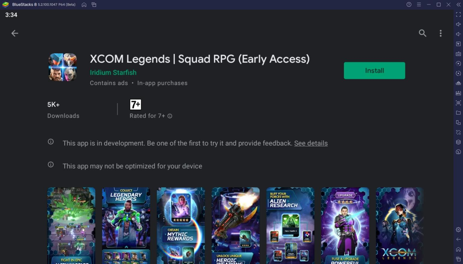 How to Play XCOM Legends on PC with BlueStacks
