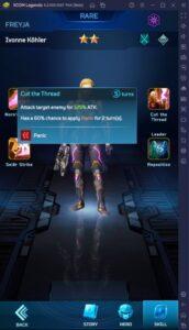 XCOM Legends – A Guide To Hero Progression