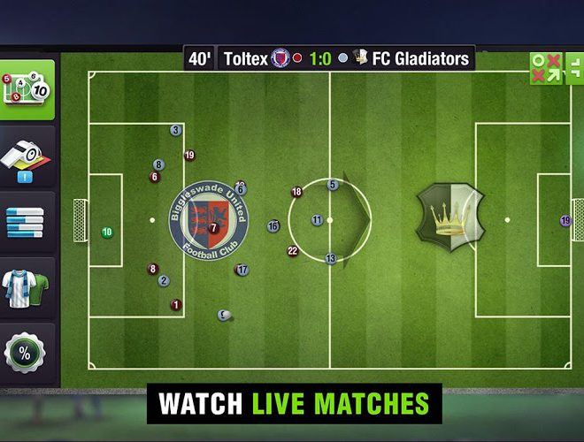 Play Top Eleven 2015 on pc 6