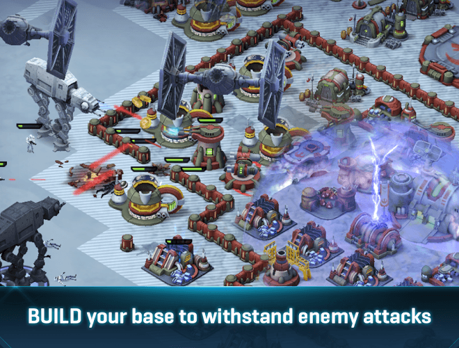 Play Star Wars Commander on PC 13