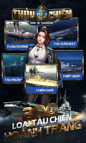 Chơi Thủy Chiến on PC 3