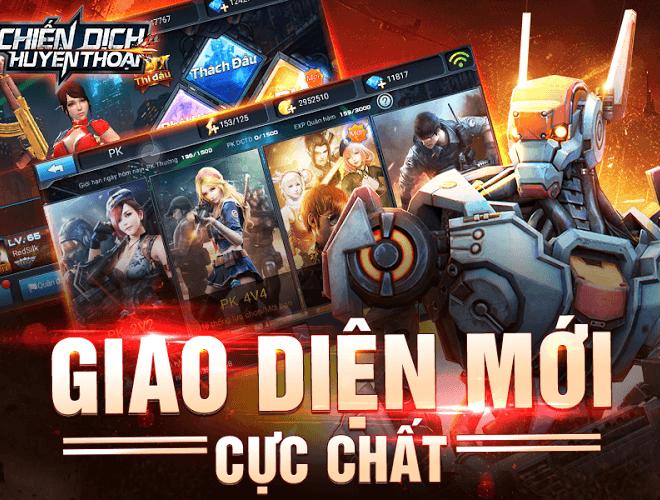 Chơi Chien Dich Huyen Thoai on PC 15