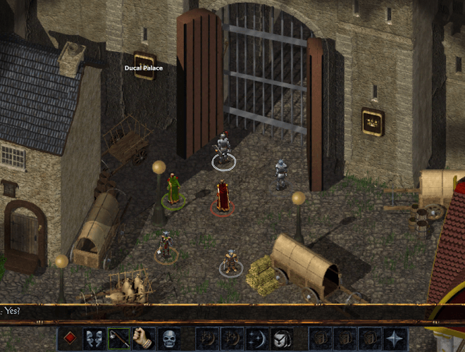 Play Baldur's Gate on PC 3
