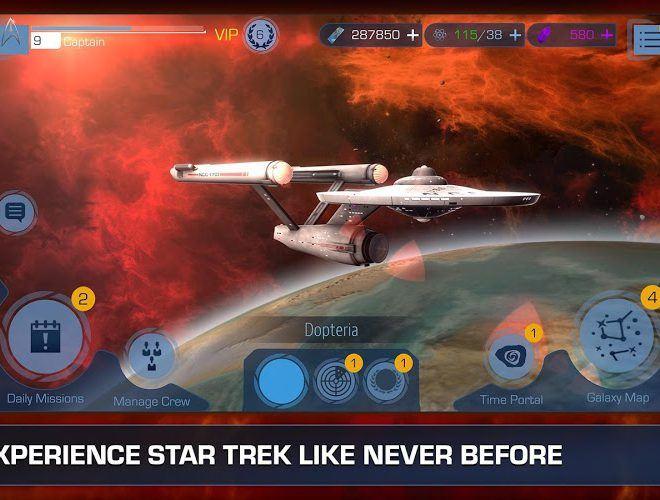 Играй Star Trek Timelines На ПК 8
