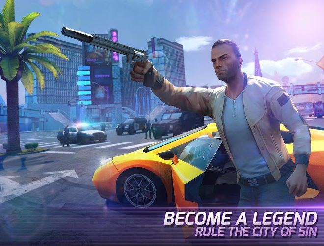 Play Gangstar Vegas on PC 3