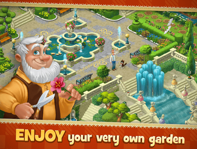 Play Gardenscapes on PC 10