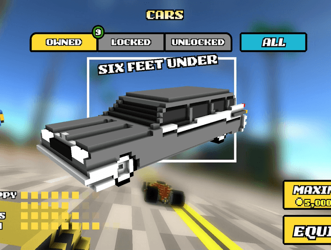 Play MAXIMUM CAR on PC 6