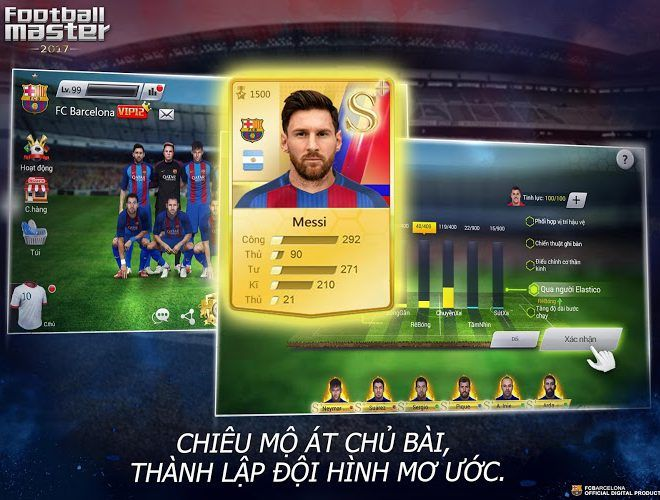 Chơi Football Master on PC 10
