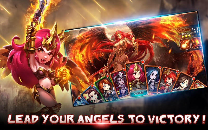 Download League of Angels on PC with BlueStacks