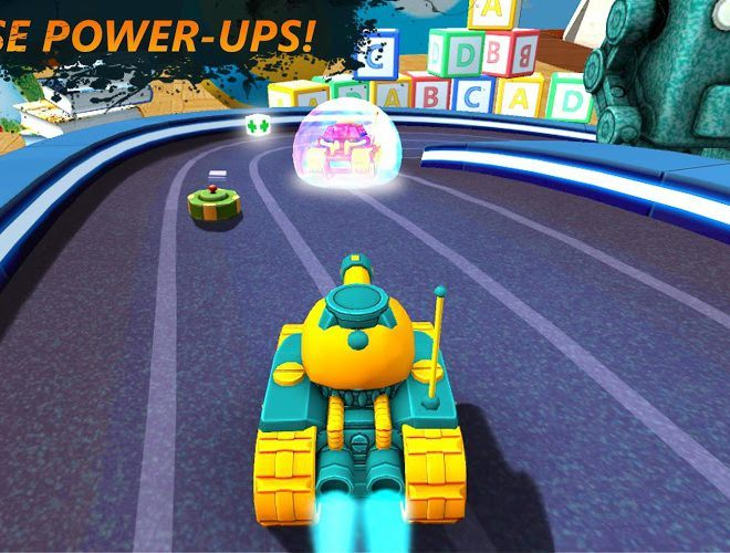Play War Tank Racing Online 3d on PC 5