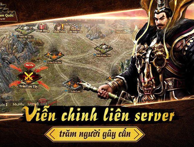 Chơi Hồng Nhan Tam Quốc on PC 6