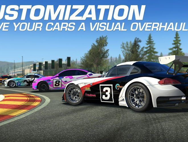 Main Real Racing 3 on PC 7
