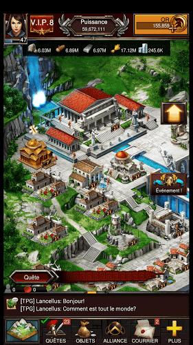 Jouez à  Game of War sur PC 8