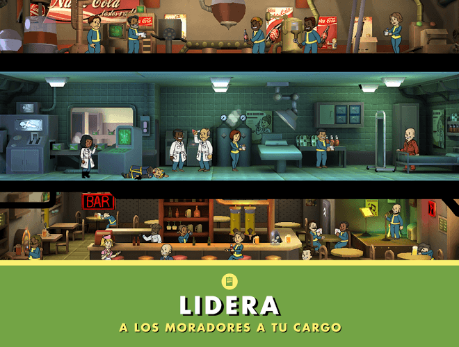 Juega Fallout Shelter on pc 14