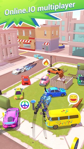 Play Crash Club: Drive & Smash City on PC 5