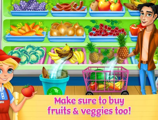 Play Supermarket Girl on PC 3