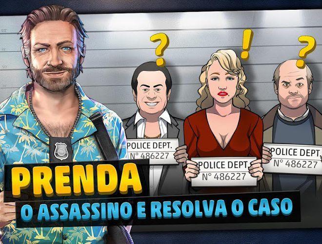 Jogue Criminal Case para PC 12