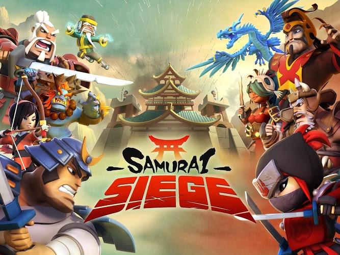 Играй Samurai Siege На ПК 10