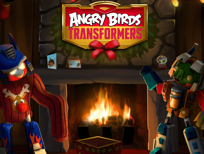 Play Angry Birds Transformers on PC 3