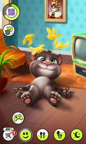 Speel Talking Tom on PC 3