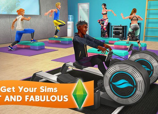 Main The Sims Freeplay on pc 4