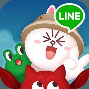เล่น LINE Bubble 2 on PC 1