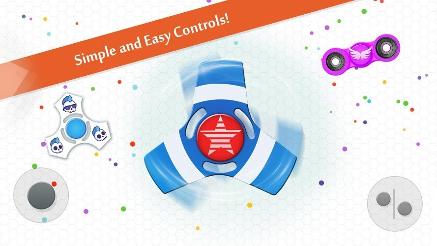 Play Fidget Spinner .io on PC 7
